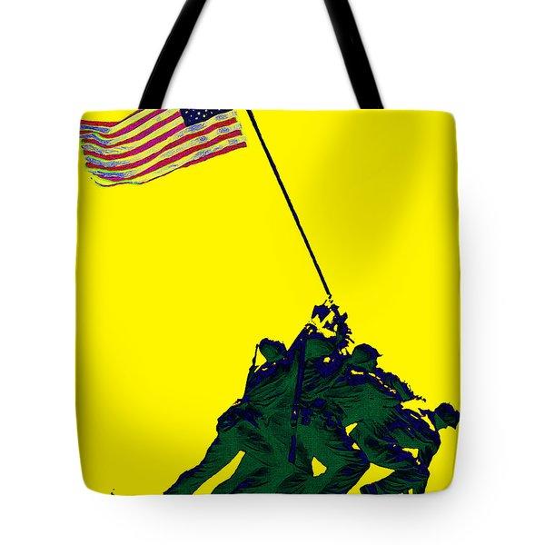 Iwo Jima 20130210p118 Tote Bag by Wingsdomain Art and Photography