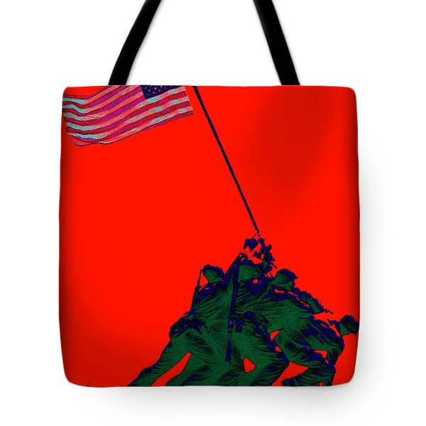 Iwo Jima 20130210p65 Tote Bag by Wingsdomain Art and Photography