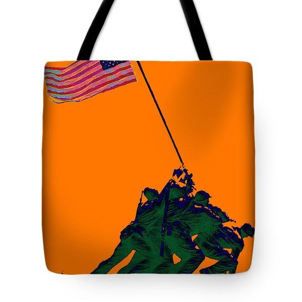 Iwo Jima 20130210p88 Tote Bag by Wingsdomain Art and Photography