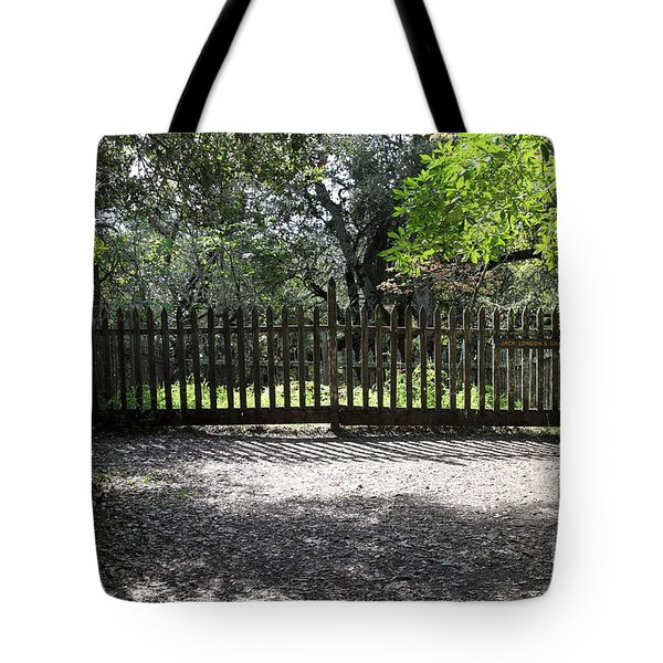 Jack London Grave Site 5d21982 Tote Bag by Wingsdomain Art and Photography