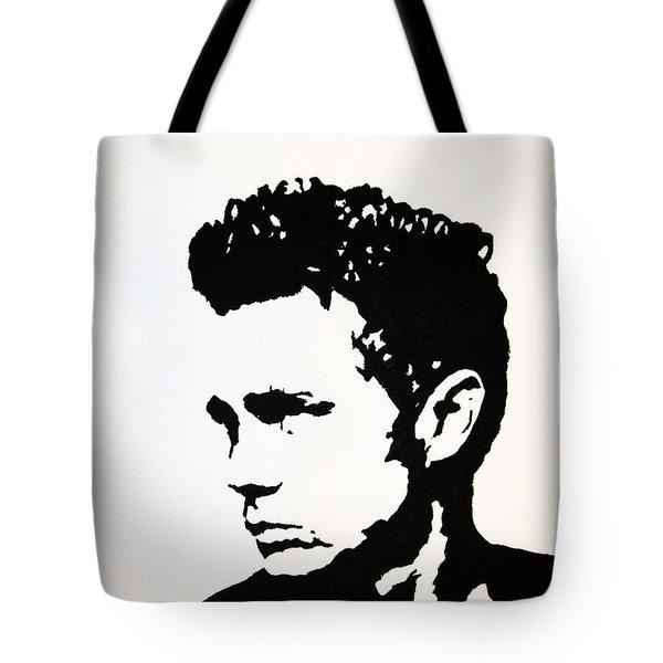 James Dean Tote Bag by Venus