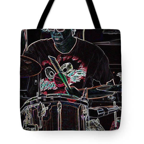 Jammer  By Jrr Tote Bag by First Star Art