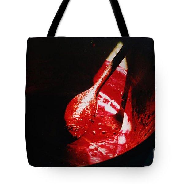 Jamming Tote Bag by Martin Howard