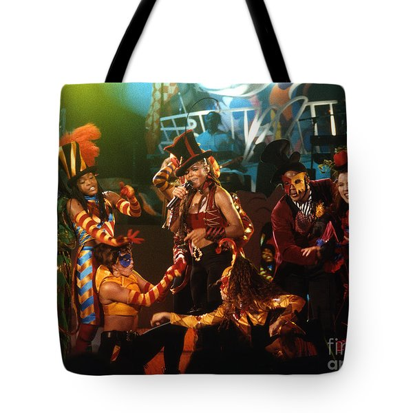 Janet-94-escapade Tote Bag by Gary Gingrich Galleries