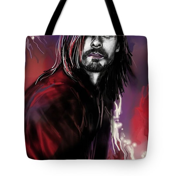 Jared Tote Bag by Francoise Dugourd-Caput