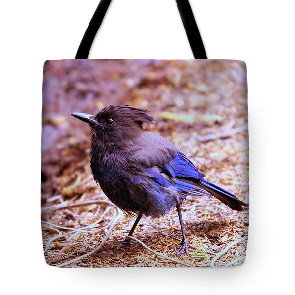 Jay  Tote Bag by Jeff Swan