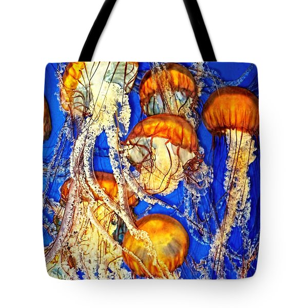 Jellywish Tote Bag by Jennie Breeze