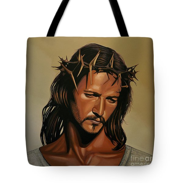 Jesus Christ Superstar Tote Bag by Paul Meijering