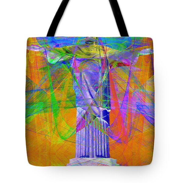 Jesus Christ Superstar 20130617 Tote Bag by Wingsdomain Art and Photography