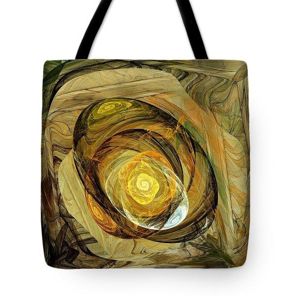 Jewelry Box Tote Bag by Anastasiya Malakhova