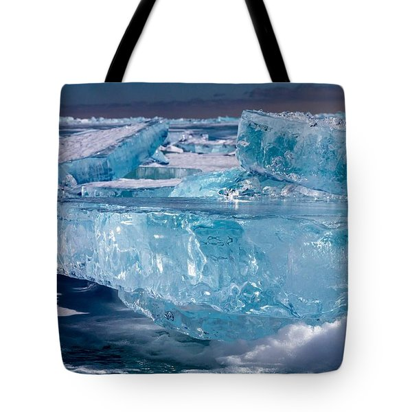 Jewels of Superior Tote Bag by Mary Amerman