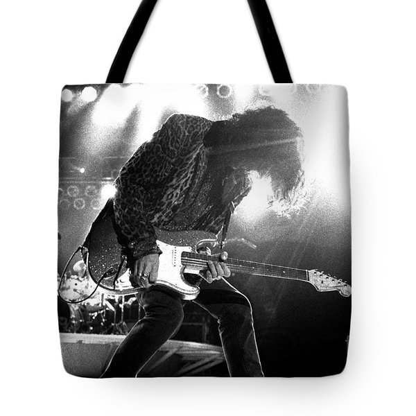 Joeperry-gp03 Tote Bag by Timothy Bischoff