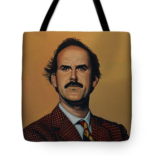 John Cleese Tote Bag by Paul Meijering
