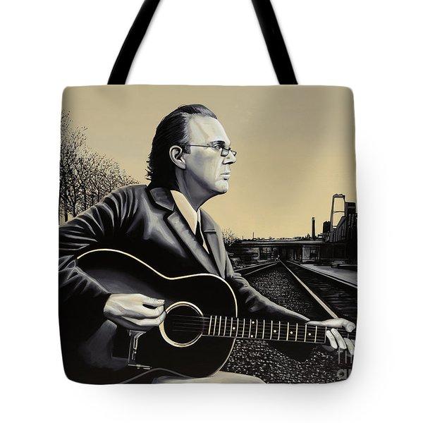 John Hiatt Tote Bag by Paul  Meijering
