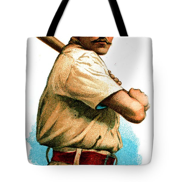 John M Ward Tote Bag by Unknown
