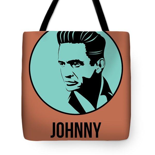 Johnny Poster 1 Tote Bag by Naxart Studio