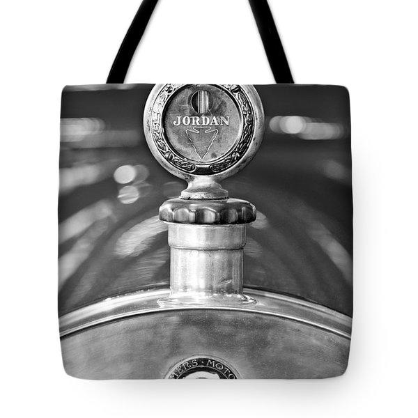 Jordan Motor Car Boyce MotoMeter 2 Tote Bag by Jill Reger
