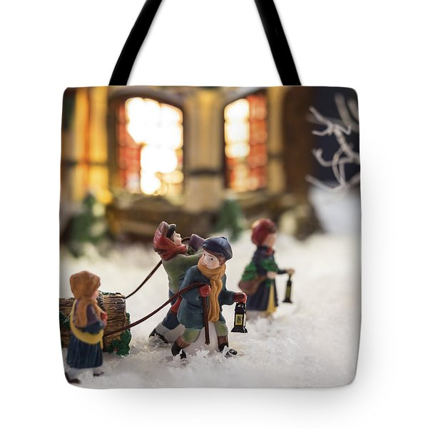 Journey Home Tote Bag by Caitlyn  Grasso