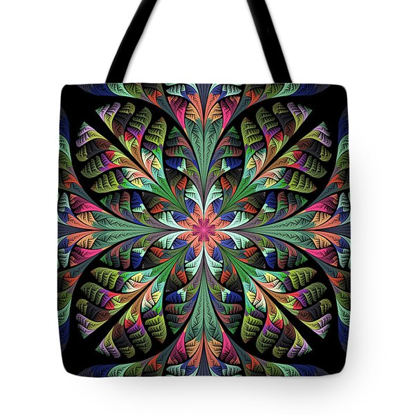 Julia Tote Bag by Sandy Keeton