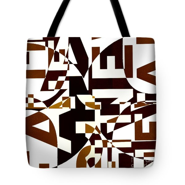Junk Mail 2 Tote Bag by Elena Nosyreva