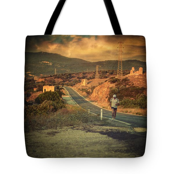 Just a dream Tote Bag by Taylan Soyturk