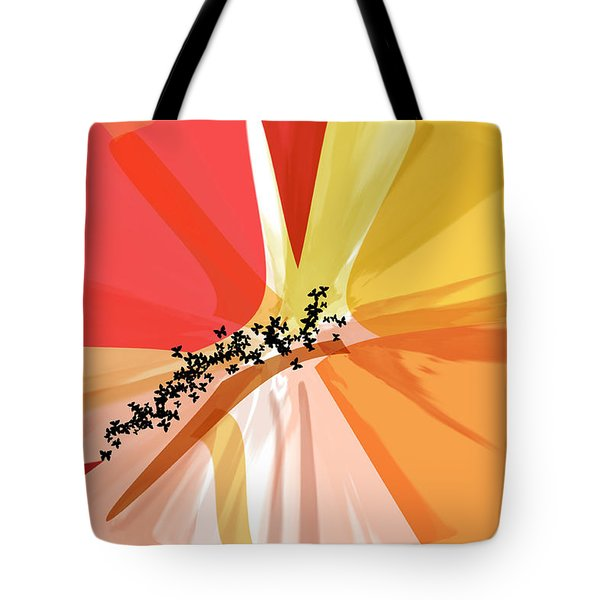Just a Phase Tote Bag by Diana Angstadt