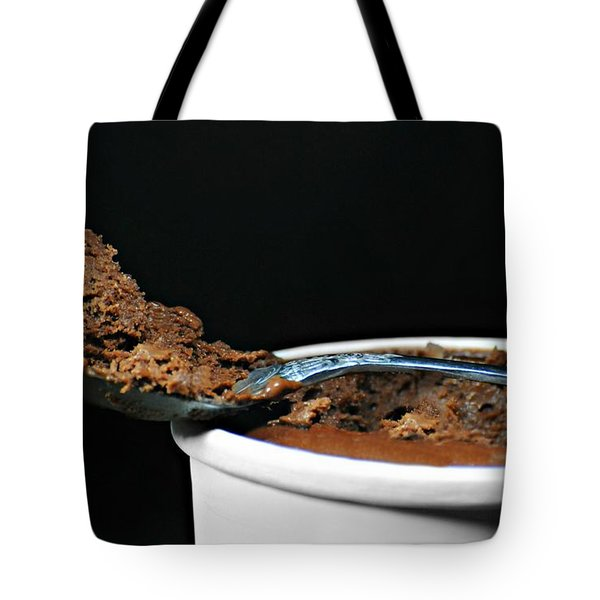 Just A Spoonful Tote Bag by Diana Angstadt
