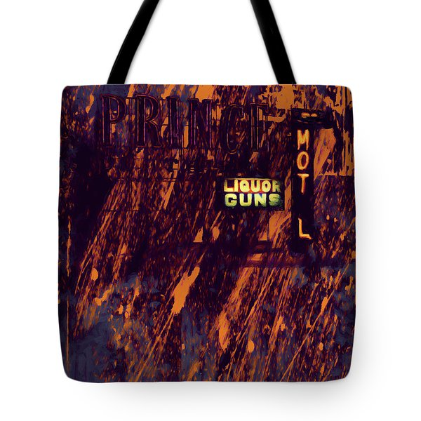 Just Another Night Tote Bag by Bob Orsillo