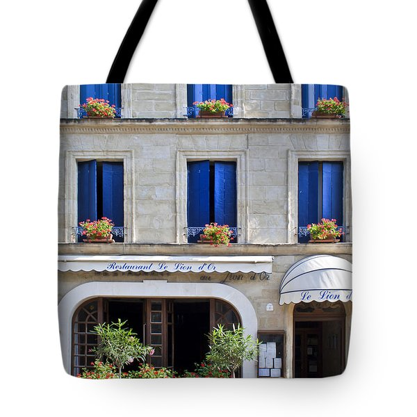 Just Before Lunch Tote Bag by Nomad Art And  Design