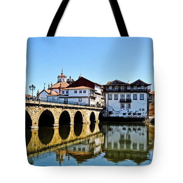 Just Driving By Tote Bag by Mary Machare