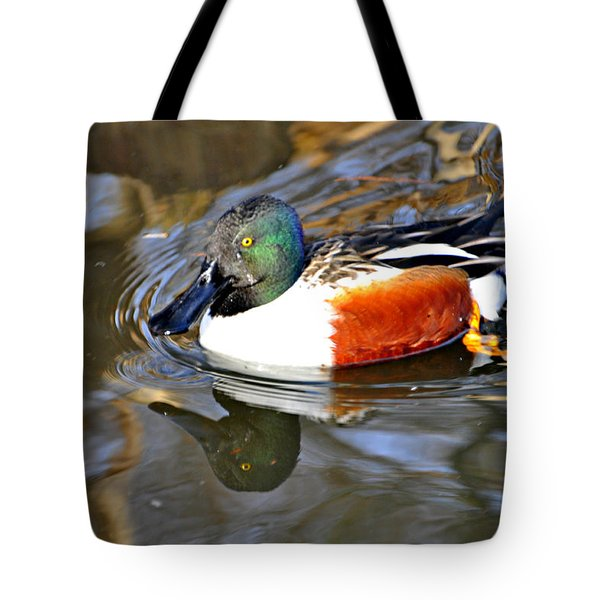 Just Ducky Tote Bag by Marty Koch