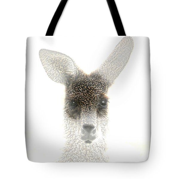 Kangaroo Tote Bag by Holly Kempe