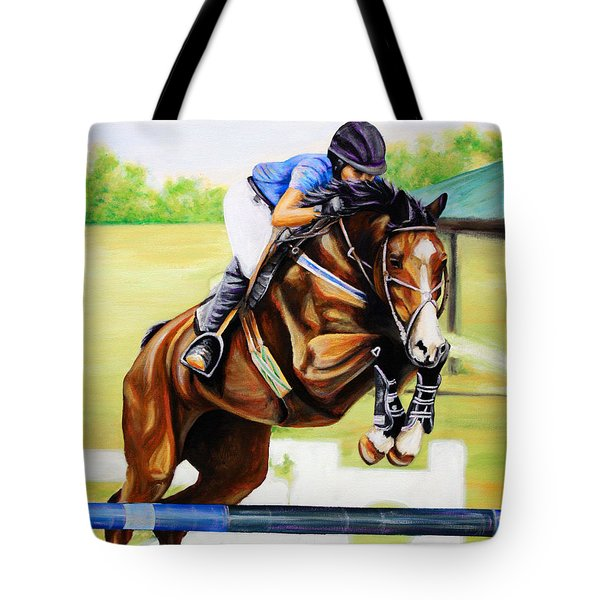 Kassius Tote Bag by Teshia Art