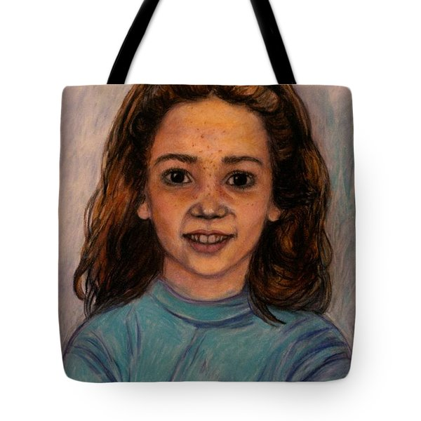 Kathleen Mahin Tote Bag by Kendall Kessler