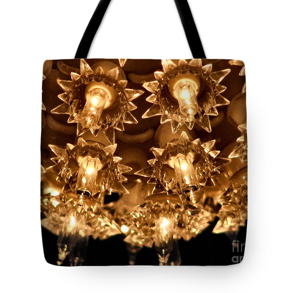 Keep Shining Tote Bag by Rory Sagner