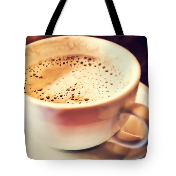 Kick Starter Tote Bag by Scott Norris