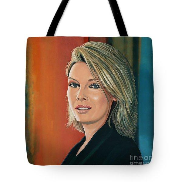 Kim Wilde Tote Bag by Paul  Meijering