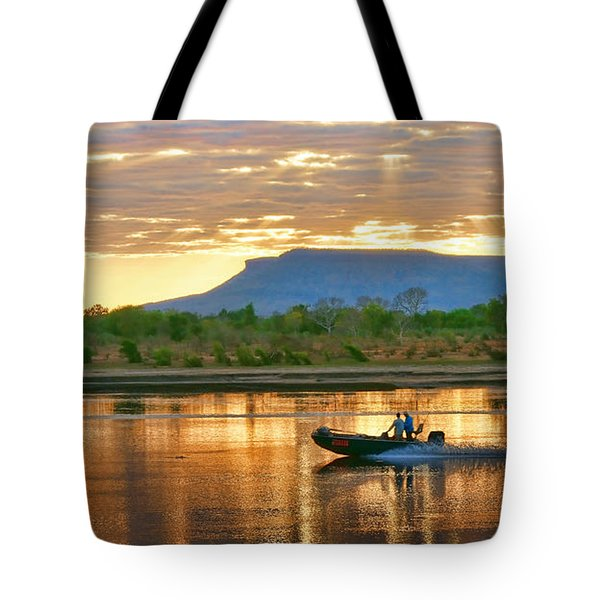 Kimberley Dawning Tote Bag by Holly Kempe