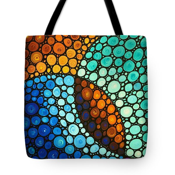 Kindred Spirits Tote Bag by Sharon Cummings
