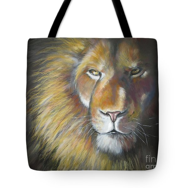 King Tote Bag by Tamer and Cindy Elsharouni