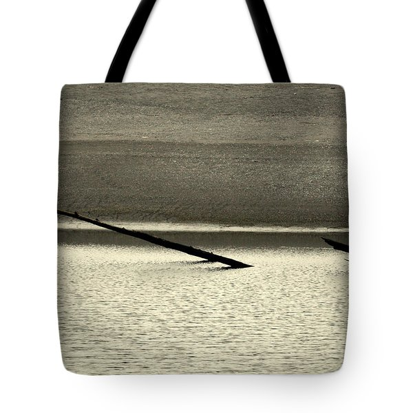 Klamath River Mouth - A Bliss Place Tote Bag by Christine Till