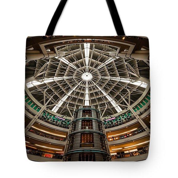 KLCC Mall Tote Bag by Adrian Evans