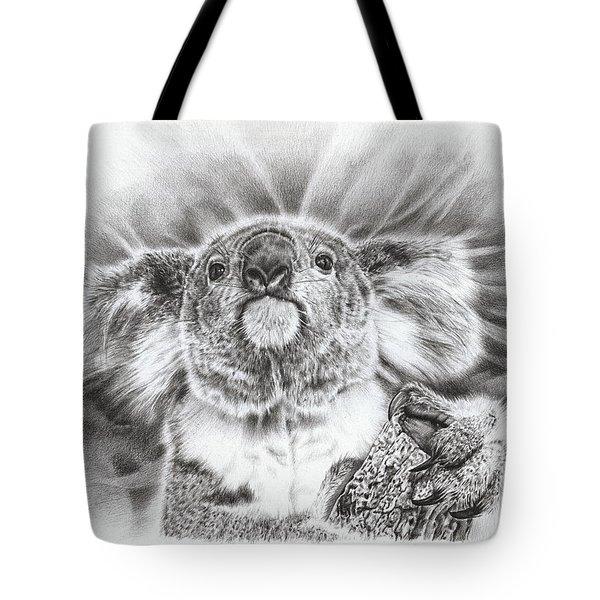 Koala Roto Princess Tote Bag by Remrov
