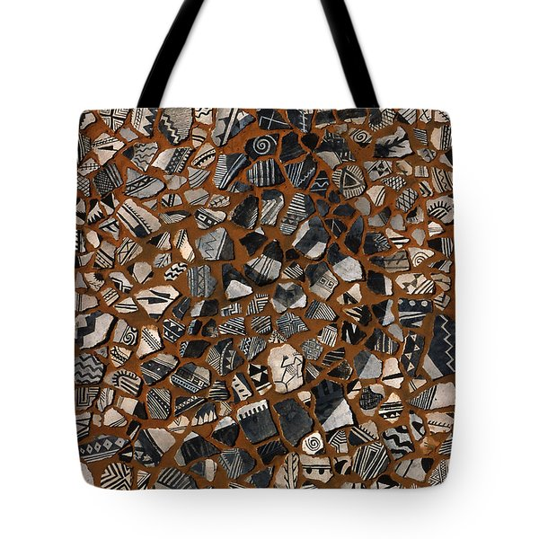 Kokopelli Tote Bag by Jerry McElroy
