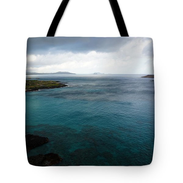 Kona Winds Tote Bag by Kevin Smith