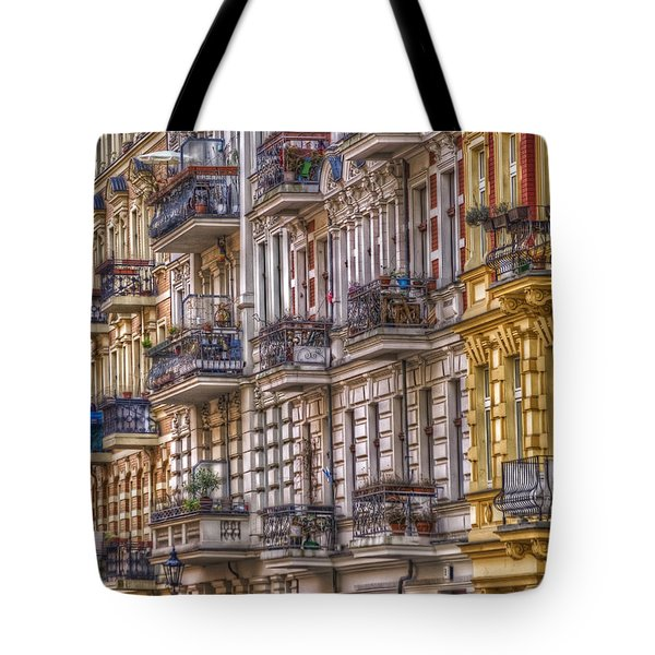 Kreuzberg 1 Tote Bag by Nathan Wright