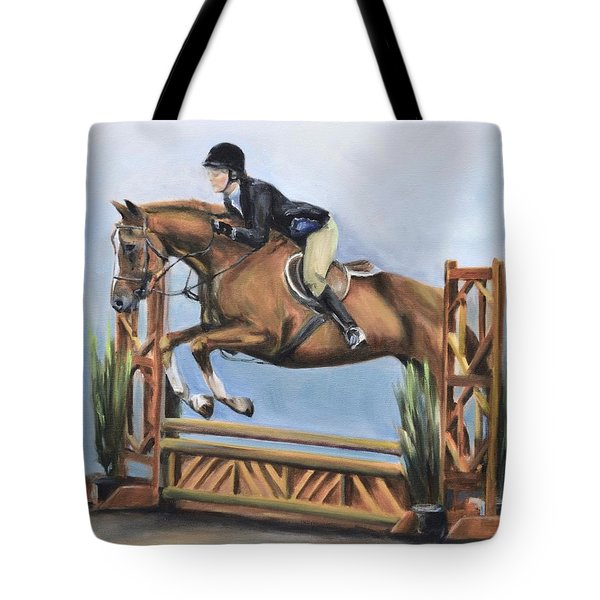 Kristin And Baghdad Tote Bag by Donna Tuten