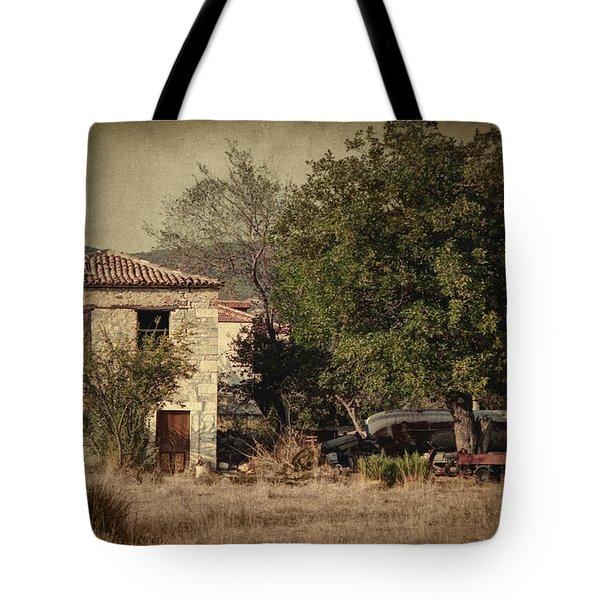 Kucuk Ev Tote Bag by Taylan Soyturk