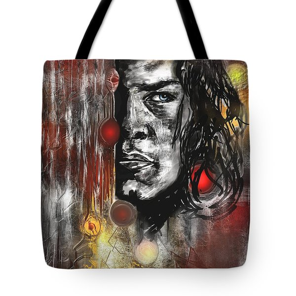 Kyle Tote Bag by Francoise Dugourd-Caput