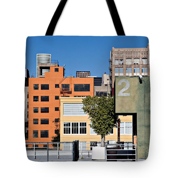 La Mixture Tote Bag by Art Block Collections